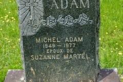 Adam, Michael; Martel, Suzanne
