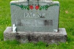 Racine, Gregoire; Asselin, Claudette