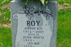 Roy, Alfred & Denis; Ayott, Alida