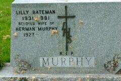 Bateman, Lilly; Murphy, Herman