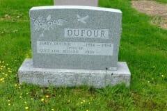 Dufour, Jerry; Bedard, Chislaine