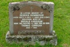Birmingham, Georgia; Corrigan, Gerald & Thomas
