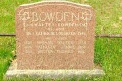 Bowden, Walter & Norman & Kathleen & Walter; Loughren, Catherine