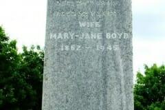 Corrigan, Michael; Boyd, Mary Jane