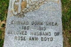 Shea, Edward John; Boyd, Rose Ann