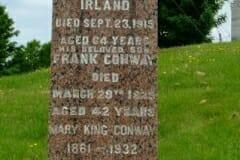 Conway, Thomas & Frank & James; King, Mary