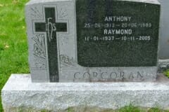 Corcoran, Anthony & Raymond