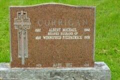 Corrigan, Albert; Fitzpatrick, Winnifred