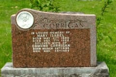 Corrigan, Mary Isabel & Edmund