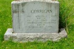 Corrigan, Loretta & Leo & Edward; Legare, Madeleine