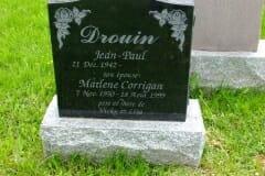 Drouin, Jean-Paul; Corrigan, Marlene