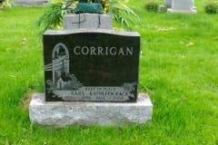 Corrigan, Earl; Kack, Kathleen