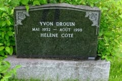 Drouin, Yvon; Cote, Helene