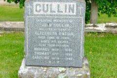 Cullin, John & Michael & Thomas & Caroline; Cassin, Elizabeth