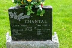 Chantal, Jean-Baptiste; Daigle, Germaine