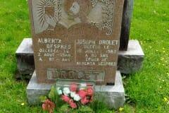 Despres, Alberta; Drolet, Joseph