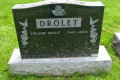 Drolet, Yolande