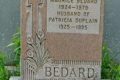 Bedard, Maurice; Duplain, Patricia