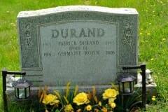 Durand, Patrick; Morin, Germaine