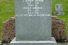 Drouin, J. Adrien; Gingras, Cecile