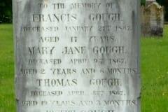 Gough, Francis & MaryJane & Thomas & Joseph
