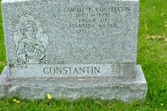 Constatin, J. Camille; LaJoie, Jeannine