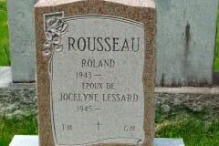 Rousseau, Roland; Lessard, Jocelyne