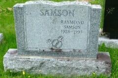 Samson, Raymond