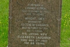 Shea, Edward, Hubert & Elizabeth; Laughren, Elizabeth