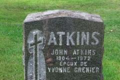 Atkins, John & Grenier, Yvonne