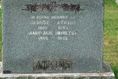 Atkins, George & Hamilton, Mary Jane