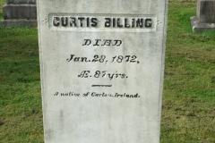 Billing, Curtis