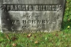 Billing, Frances & Hornby, William