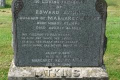 Atkins, Edward & Kelley, Margaret