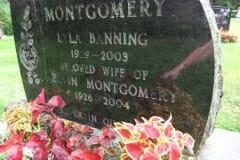 Banning, Lyla; Montgomery, Melvin