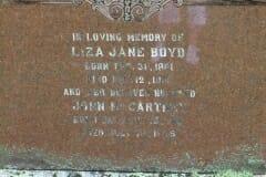 Boyd, Liza; McCartney, John