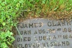 Clark, James; Burns, Rachel