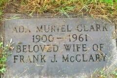 Clark, Muriel; McClary, Frank
