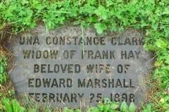 Clark, Una; Hay, Frank; Marshall, Edward