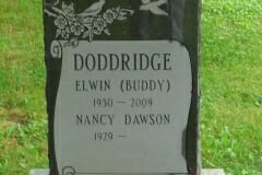 Doddridge, Elwin; Dawson, Nancy