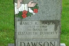 Dawson, James; Doherty, Elizabeth