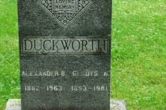 Duckworth, Alexander & Gladys