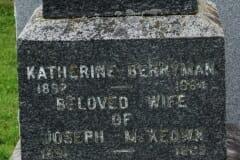 Berryman, Katherine; McKeown, Joseph