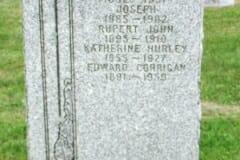 Corrigan, John & Rupert & Edward; Hurley, Ellen & Katherine