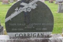 Corrigan, Frank; Melanson, Catherine