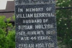 Berryman, William; Holton, Susan; Monahan, John