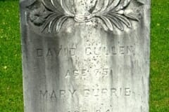 Cullen, David; Gurrie, Mary