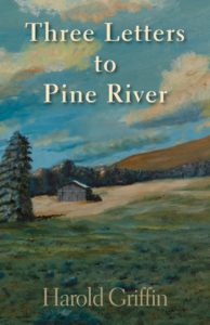 Book Cover for Three Letters to Pine River