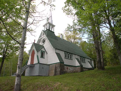 Church History – St. James Anglican, Lac Beauport