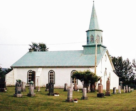 Church History – St. Peter's Anglican, Stoneham